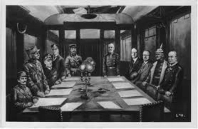 La ofensiva de 1918 y el final de la guerra