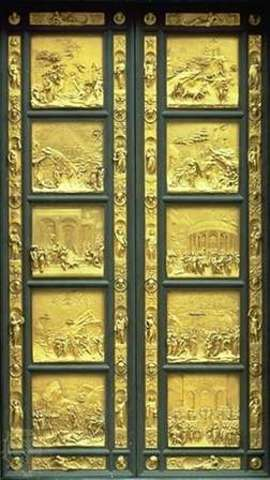 Competition for the Bronze Doors
