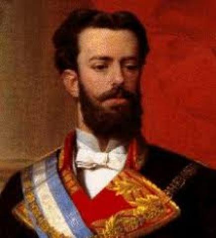 Amadeo I            (30 mayo 1845  -  18 ene 1890)