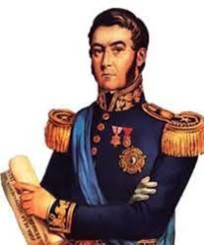 General San Martín     (25 feb 1778  -  17 agos 1850)