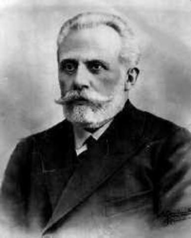 Pablo Iglesias Posse  (18 oct 1850  -  9 dic 1925)