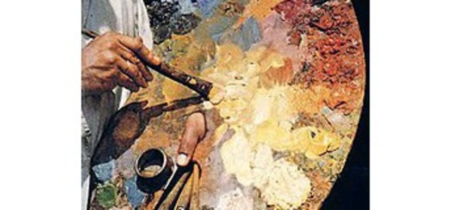 Oil paints (Inventions)