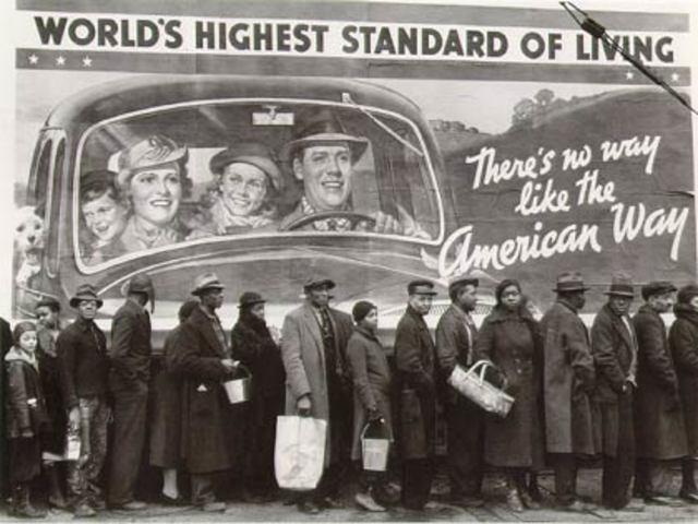 Los maravillosos años 20 en America