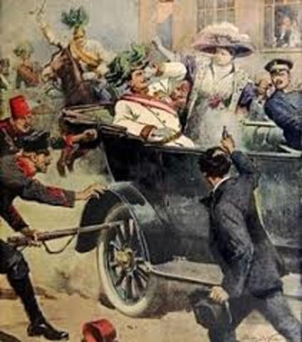 Crisis del verano de 1914