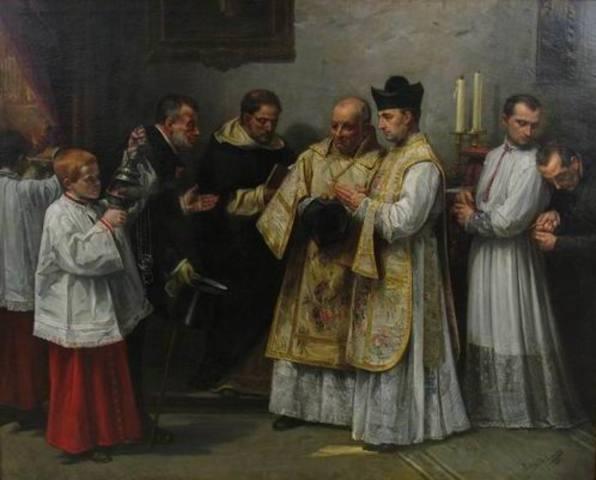 Ingresa al Oratorio San Juan de Eudes