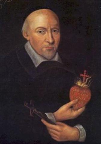 San Juan Eudes es Sacerdote