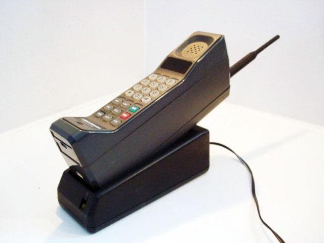 El primer celular a la venta