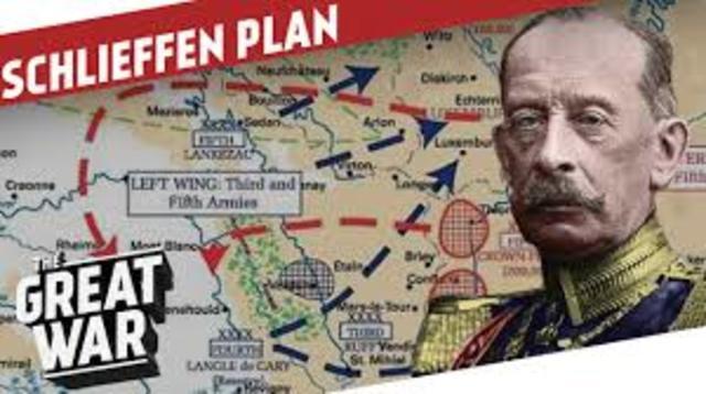 Plan Schlieffen