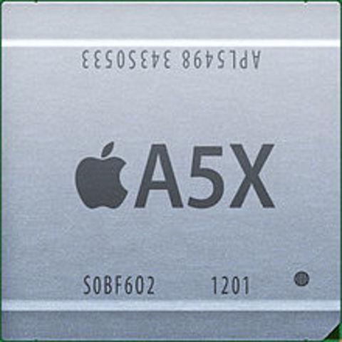 Apple A5X