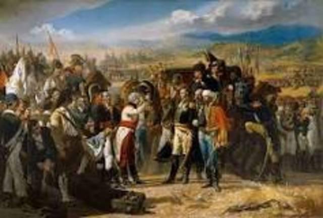 Batalla de Bailen.