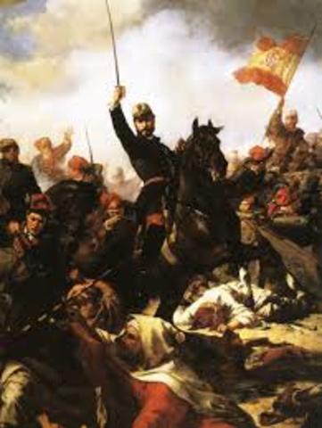 Moderados e Unionistas    (1856-1868)