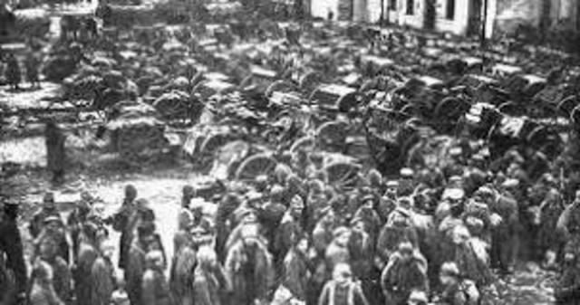 Batalla de Tannenberg y de los Lagos Masurianos