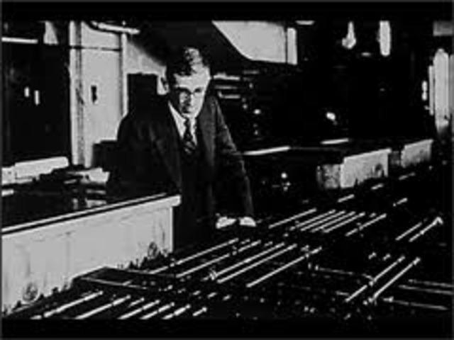 Vannevar Bush (1890-1974)