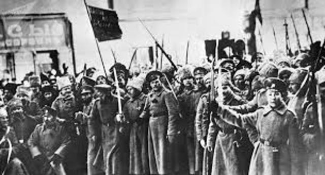Revolución de Ferbrero de 1907