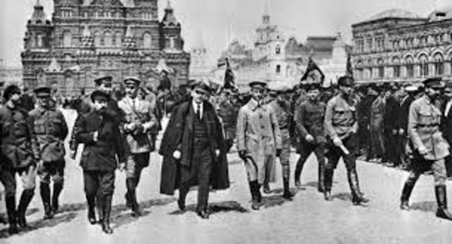 Revolucion de Octubre de 1917