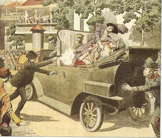 Asesinato en Petrogrado