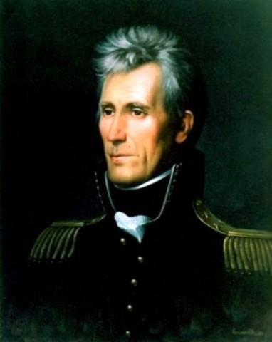 Andrew Jackson Invades Florida