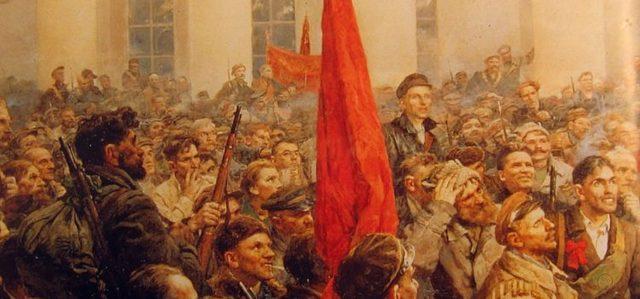 Creación de los primeros soviets
