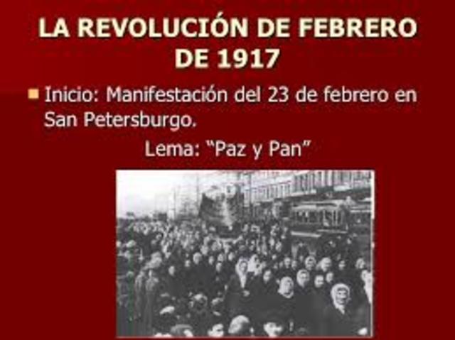 Manifestación de San Petersburgo