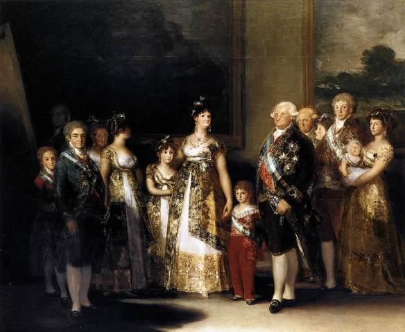 La Crisis del Reinado de Carlos IV