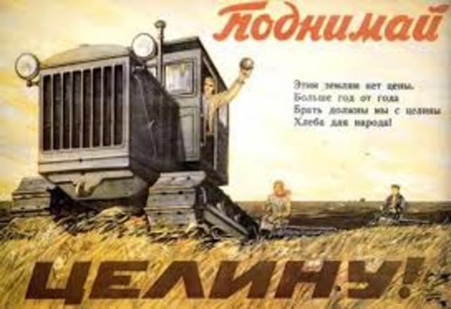 La Colectivización agraria en la URSS de Stalin