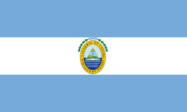 Disolución de la República Federal de Centro América
