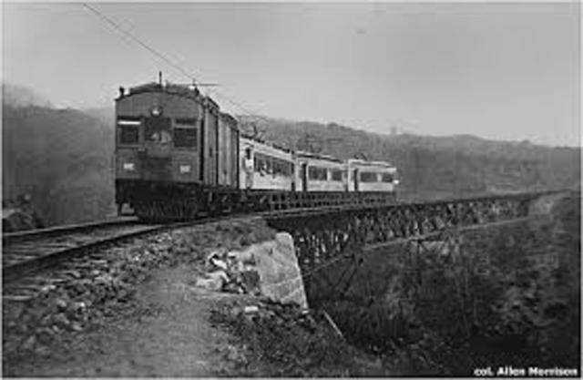 Ferrocarril en Guatemala