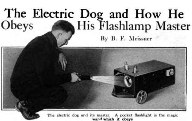Le chien éléctrique de Hammond