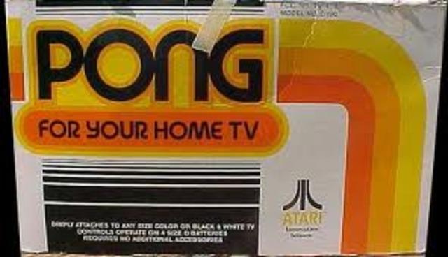 Pong, da Atari