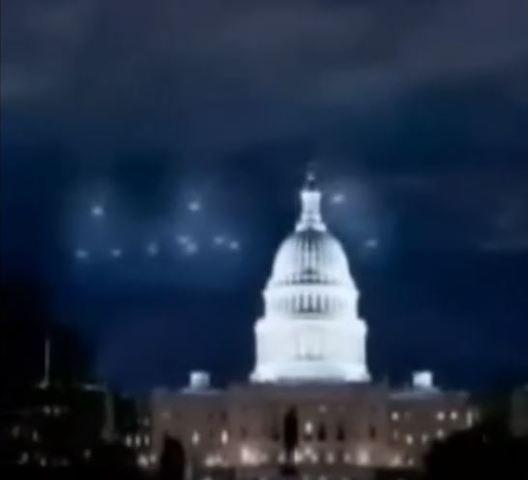D.C. UFO Incident