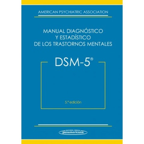 Manual de diagnóstico y estadística.