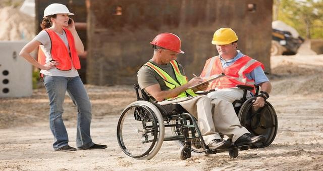 El congreso aprueba la Ley para Estadounidenses con Discapacidades