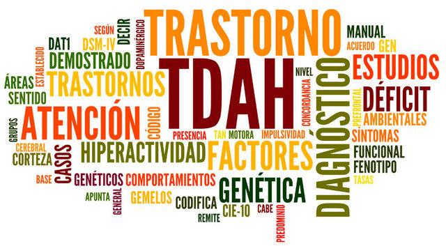 Concientización TDAH