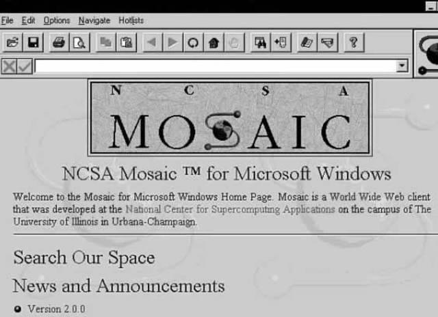 Primer navegador publico