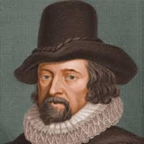 Francis Bacon. 1620