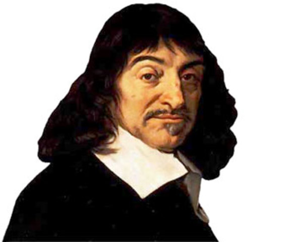 René Descartes. 1637
