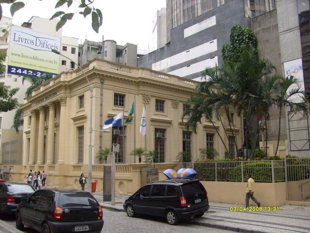 academia brasileña de las letras