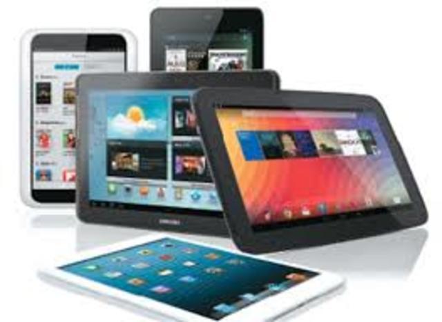 Tabletas y otras tecnologías móviles