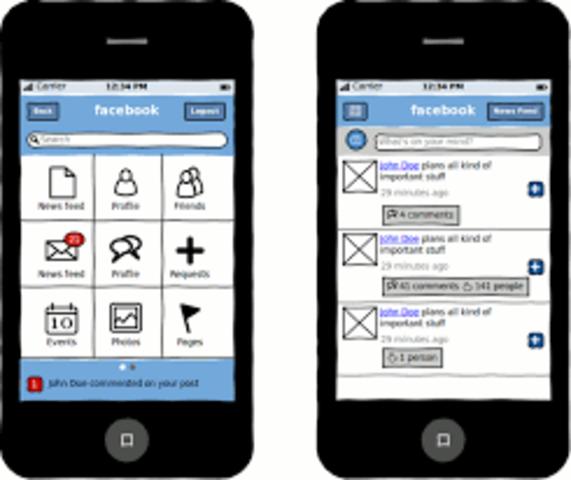 Aplicaciones móviles-estáticas e interfaces