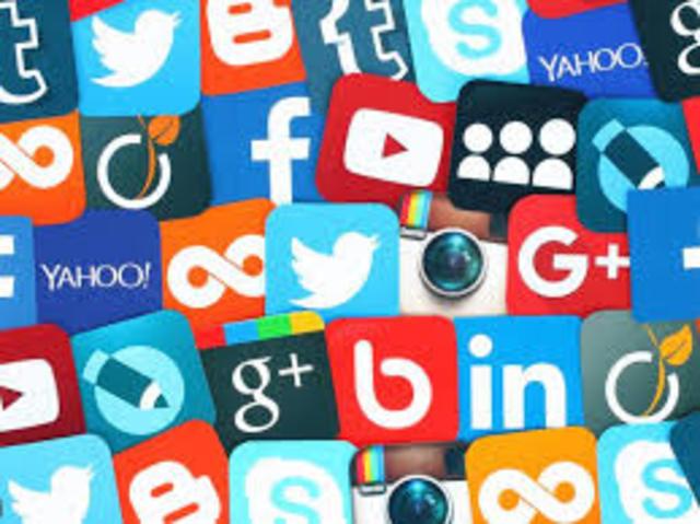 Redes sociales en Smartphones