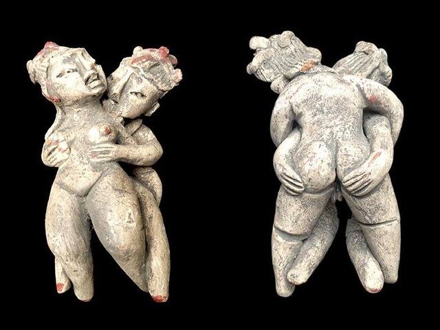 Cultura Olmeca (1200 a.C - 400 a.C)