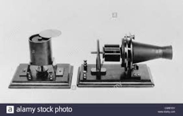 Inventions: Telephone