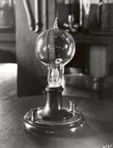 Inventions: The Light Bulb
