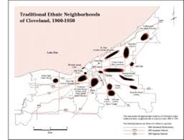 Ethnic Communities/ Neighborhoods