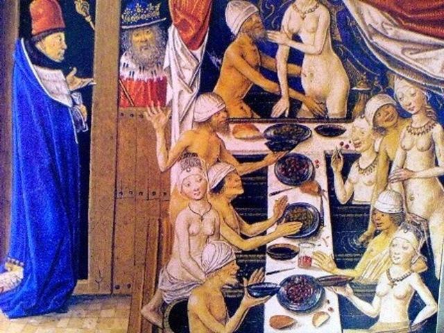 Edad Media: La prostitución (476 d.C - 1492 d.C)