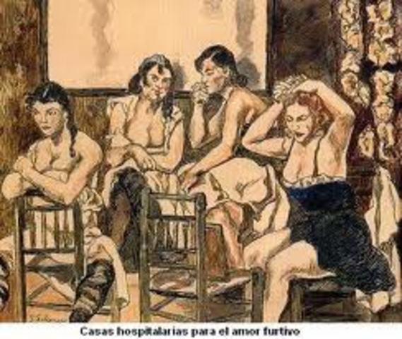 Edad Media: Decreto prostitución