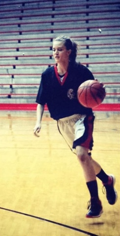 The First Year I Played Basketball