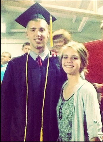 Henry's High School Graduation