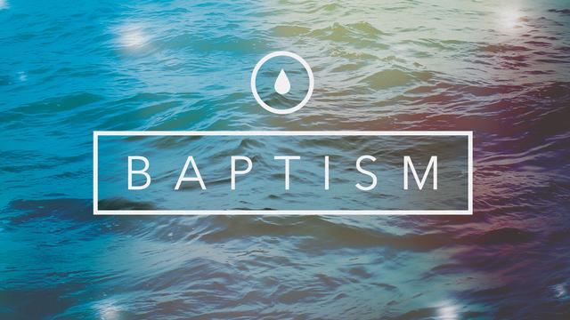 Baptized @ St. Henry