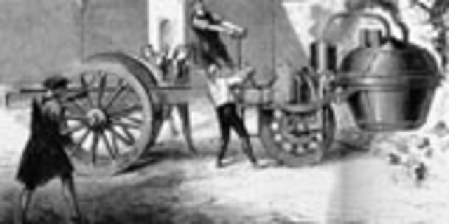 the first vehicle